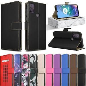 For Motorola Moto G50 5G Case, XT2137 Slim Leather Wallet Flip Stand Phone Cover