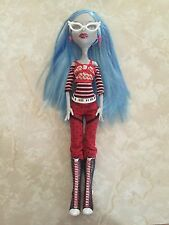 Monster High Doll 1st Ghoulia Yelps Belt Glasses Earrings Wave 1 LOT!