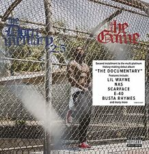 THE GAME - THE DOCUMENTARY 2.5: CD ALBUM (October 16th 2015)