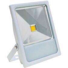 Projecteur Spot LED extérieur extra plat 50 W Eclairage blanc chaud