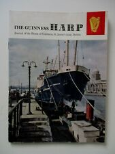 VINTAGE GUINNESS IN-HOUSE MAGAZINE 1958