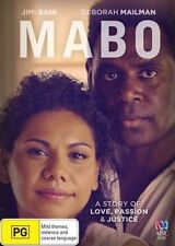 MABO (Jimi BANI Deborah MAILMAN Colin FRIELS) True Story Film DVD NEW SEALD Reg4