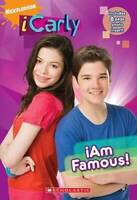 iCarly: iAm Famous! - Mass Market Paperback By McElroy, Ms. Laurie - GOOD