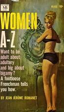 ROMANET, J.R. - WOMEN A-Z  Macfadden, 1964