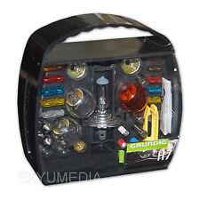 GRUNDIG PKW H7 12V Beleuchtung Sicherungen 32 tlg. Auto Lampen Birnen Bremslicht