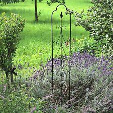 Rankgitter Rankhilfe Pflanzgitter 150cm Dekogitter Metall Spalier Garten Pflanze