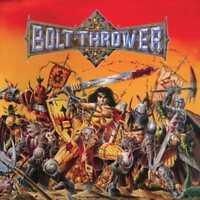 BOLT THROWER-WAR MASTER - VINILO NEW VINYL
