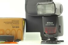 [Top Mint in Box] Nikon SB-800 Speedlight Flash /w SD-800 AA Holder from JAPAN