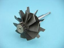 Turbo Turbine Shaft  Wheel  for Holset HX40 HX40W Turbo 64.00 x 76.00mm 10 Blade