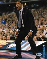 KEVIN OLLIE SIGNED AUTOGRAPHED 8x10 PHOTO UCONN HUSKIES BASKETBALL BECKETT BAS