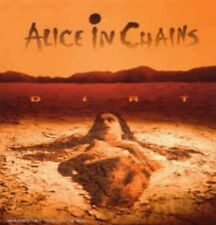 RARE ALICE IN CHAINS DIRT 1992 LP VINYL EUROPE PRESSING COLUMBIA