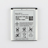 Replacement Battery For SONY BST-33 P1 Z530 G700 G900 M600 W880 P990 K550C w395c