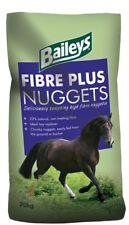 Baileys Fibre Plus Nuggets Low Starch High Fibre Horse Feed Horse Food - 20Kg