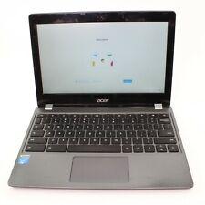 """Acer C740-C3P1 11.6"""" Chromebook Dual-Core 2GB RAM 16GB SSD 1.50GHz Chrome OS"""