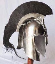 Medieval Troy Armor Helmet Troy Trojan Helmet Halloween Costume Helm