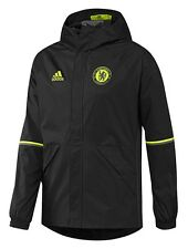 New Official Adidas Chelsea FC All Weather Full-Zip Jacket AP5587 Mens Size  (L 629035259