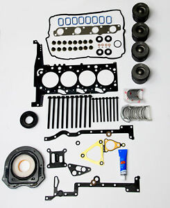 Ford Transit 2.4 TDCi Duratorq Engine Rebuild Kit | 2006 > 11