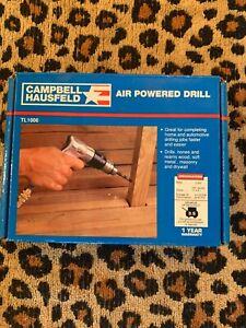 CAMPBELL HAUSFELD AIR POWERED DRILL