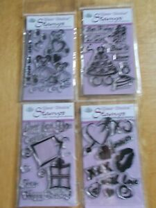 ROYAL LANGNICKEL CLEAR CHOICE STAMPS - CHOOSE YOUR DESIGN