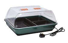 Growarm Propagrator Kit 52cm Garden Plant Worm Seed Electric Heated Tray Home