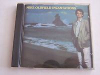 CD DE MIKE OLDFIELD , INCANTATIONS , 4 TITRES . BON ETAT .