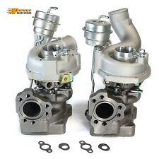 K04 025 026 Pair Twin Turbocharger Turbo for Audi RS4 S4 A6 Allroda Quattro 2.7L