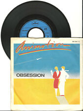 "Animotion, Obsession, G/VG, 7"" Single, 9-1408"