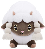 Pokemon Center Original Cushion Wooloo 29cm Plush Doll Stuffed toy JAPAN 2020