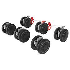 Maclaren - Twin Techno - roues avant Arrière