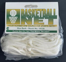 Carron Nylon Basketball Net #10220 New Sealed in Bag Made In The Usa