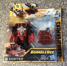 TRANSFORMERS BUMBLEBEE ENERGON IGNITERS SHATTER MOVIE SPEED SERIES SATELLITE New