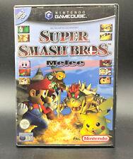 """GAMECUBE SPIEL """" SUPER SMASH BROS MELEE / DEUTSCH / OVP"""