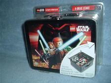 LUNCHBOX Ultimate Starter Kit STAR WARS Lego Nintendo DS Lite R2D2 Yoda Grevious