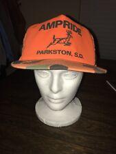Vintage CO-OP Gas Station Farmer Hat Cap U.S.A AMPRIDE