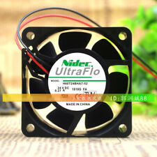 NIDEC H60T24BHA7-52 6025 24V 0.27A silent frequency conversion cooling fan