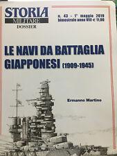 Storia Militare Dossier 2019 43.Le Navi da Battaglia Giapponesi (1990-1945)