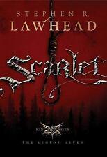 Scarlet (The King Raven Trilogy, Book 2) by Lawhead, Stephen R.