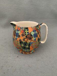 Royal Winton Grimwades Tartans Milk jug / Creamer