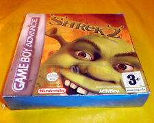 SHREK 2 Game Boy Advance Gba Versione Ufficiale Italiana ○○ NUOVO - CA