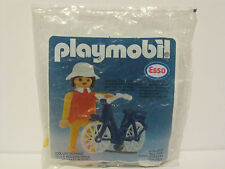 Vintage 1985 Brand New Sealed Playmobil Esso Station Figure