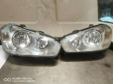 PAIR OF FORD C-MAX HEADLIGHTS 2007/2010   O/S AND N/S