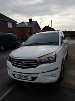 SSANGYONG TURISMO 2.0 ES 7 SEATER MANUAL