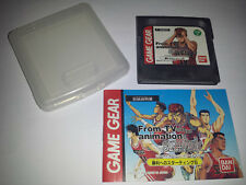 Sega Game Gear From TV Animation Slam Dunk: Shouri-e no Starting 5 *Used *Japan*