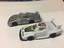 Lancia Wheeljack Transformers And Porsche Martini Race Car Lot 1:64 Diecast