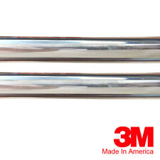 "Vintage Style 5/8"" Chrome Side Body Trim Molding"