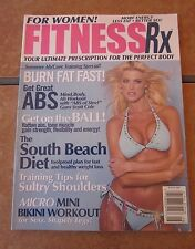 August 2003 Fitness Rx Victoria Silvstedt  + Krista Knowles