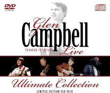 Glen Campbell - Through the Years [New CD] Bonus DVD