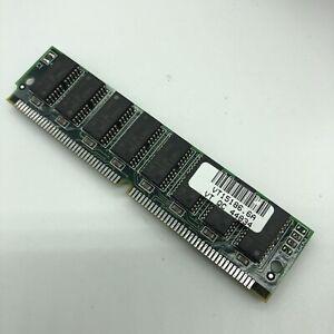 32MB Fast Page FPM MEMORY NON-PARITY 60NS SIMM 72-PIN 5V 8X32 MODULES 32 MEG