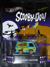 2013 HOTWHEELS - Retro entertainment A - SCOOBY DOO - The Mystery Machine