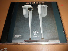 ART OF NOISE cd BELOW THE WASTE James Bond 007 Theme Robinson Crusoe dan dare